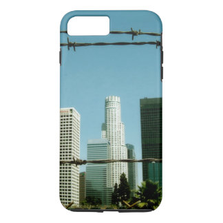Los Angeles Skyscrapers iPhone 8 Plus/7 Plus Case