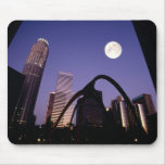 Los Angeles Skyscrapers Mouse Pad