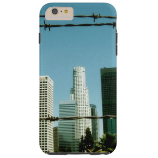 Los Angeles Skyscrapers Tough iPhone 6 Plus Case