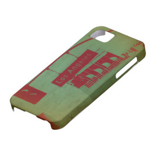 Los Angeles Street iPhone SE/5/5s Case