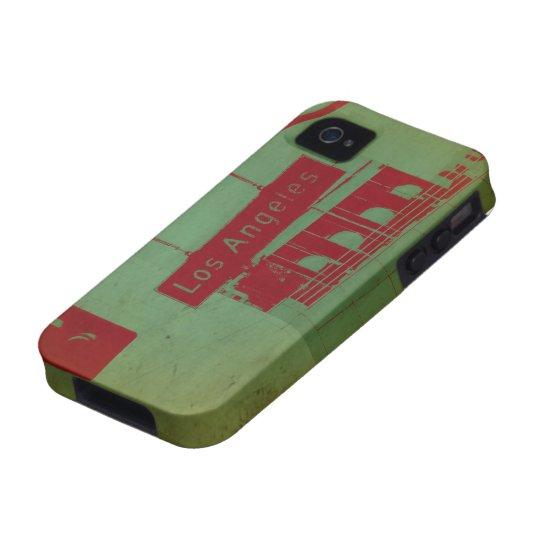 Los Angeles Street Vibe iPhone 4 Case