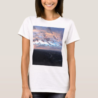 Los Angeles Sunrise off Mulholland Dr T-Shirt