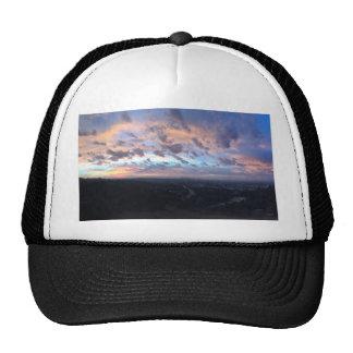 Los Angeles Sunrise off Mulholland Dr Trucker Hat