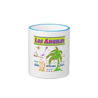 """Los Angeles"" Surfer Beach Cup"