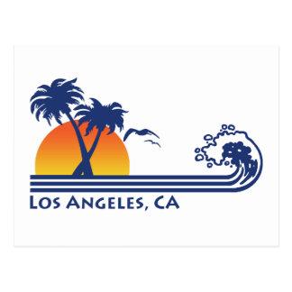 Los Ángeles Tarjeta Postal