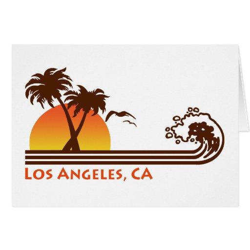 Los Ángeles Tarjetas