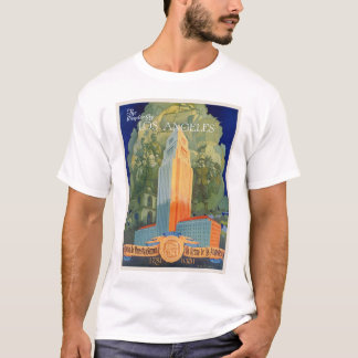 Los Angeles, the Wonder City T-Shirt