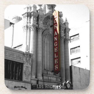 Los Angeles Theater Drink Coaster