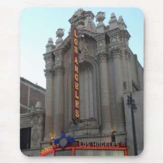 Los Angeles Theater Mouse Pad