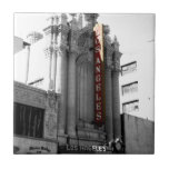 Los Angeles Theater Tiles