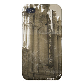Los Angeles Theatre iPhone 4 Cover