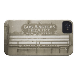 Los Angeles Theatre Sign iPhone 4 Covers