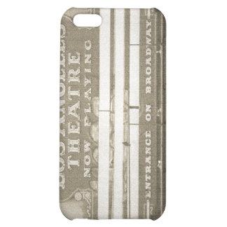 Los Angeles Theatre Sign iPhone 5C Case
