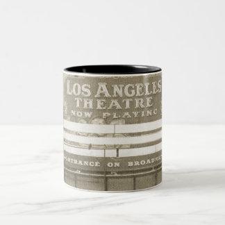 Los Angeles Theatre Sign Mugs
