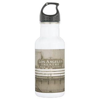 Los Angeles Theatre Sign 18oz Water Bottle