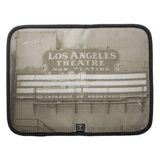 Los Angeles Theatre Sign Organizers