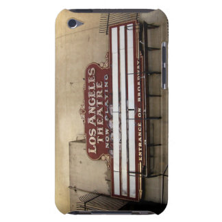 Los Angeles Theatre Vintage Sign Barely There iPod Covers