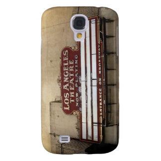 Los Angeles Theatre Vintage Sign Galaxy S4 Cases