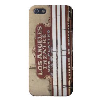 Los Angeles Theatre Vintage Sign iPhone 5 Case