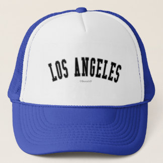 Los Angeles Trucker Hat