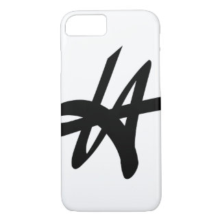 Los Angeles typography iPhone 7 case | LA