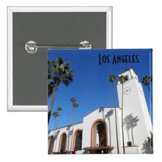 Los Angeles Union Station Button