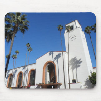 Los Angeles Union Station Mouse Pad