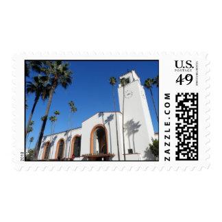 Los Angeles Union Station Postage