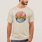 Los Angeles Vintage Label T-Shirt