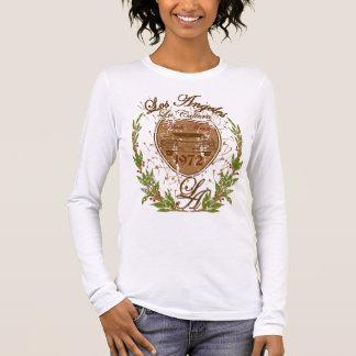 Los Angelos 1972 Long Sleeve T-Shirt