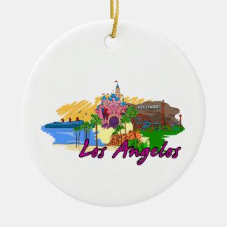 Los Angelos - California - USA.png Ornaments