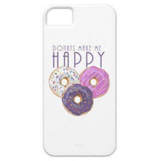Los anillos de espuma me hacen feliz iPhone 5 funda