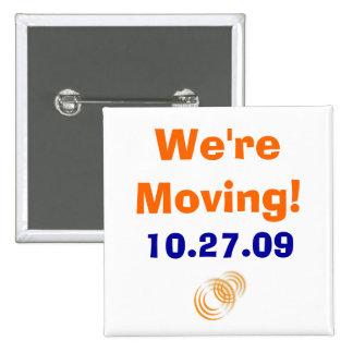 ¡los anillos, nos estamos moviendo! , 10.27.09 pins