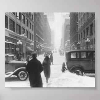 los años 20 Kansas City Póster