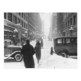 los años 20 Kansas City Postales