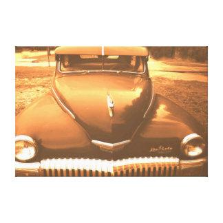 ¡los años 40 Desoto! Impresión En Lienzo