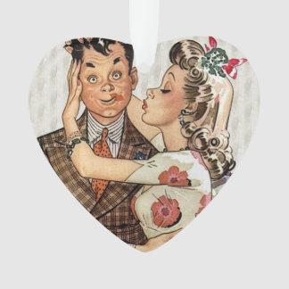 Los años 40 retros que besan pares