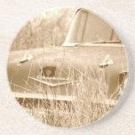los años 50 Chevy Posavasos Manualidades