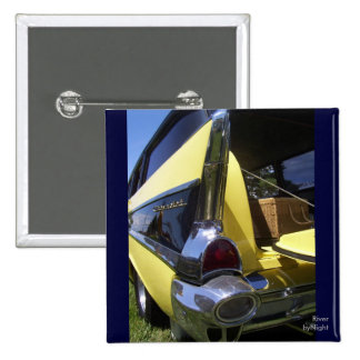 Los años 50 de Chevrolet Pin