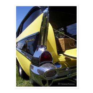 Los años 50 de Chevrolet Postales