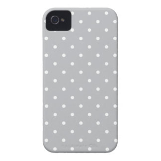 Los años 50 diseñan la caja gris de Iphone 4 4S de iPhone 4 Case-Mate Protector
