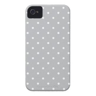 Los años 50 diseñan la caja gris de Iphone 4/4S Case-Mate iPhone 4 Cárcasas