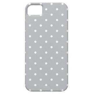 Los años 50 diseñan la caja gris del iPhone 5 5S d iPhone 5 Case-Mate Cárcasa