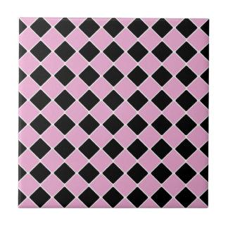 los años 50 rosados y teja negra