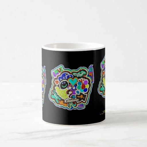 ¿los años 70… recuerdan???? tazas de café