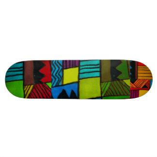 Los años 90 de la droga skateboards