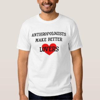 Los antropólogos hacen a mejores amantes playeras