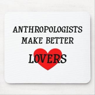 Los antropólogos hacen a mejores amantes tapetes de ratón