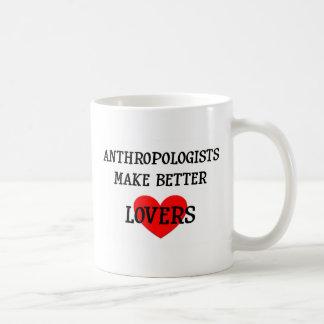 Los antropólogos hacen a mejores amantes taza clásica