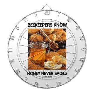 Los apicultores saben que la miel nunca estropea